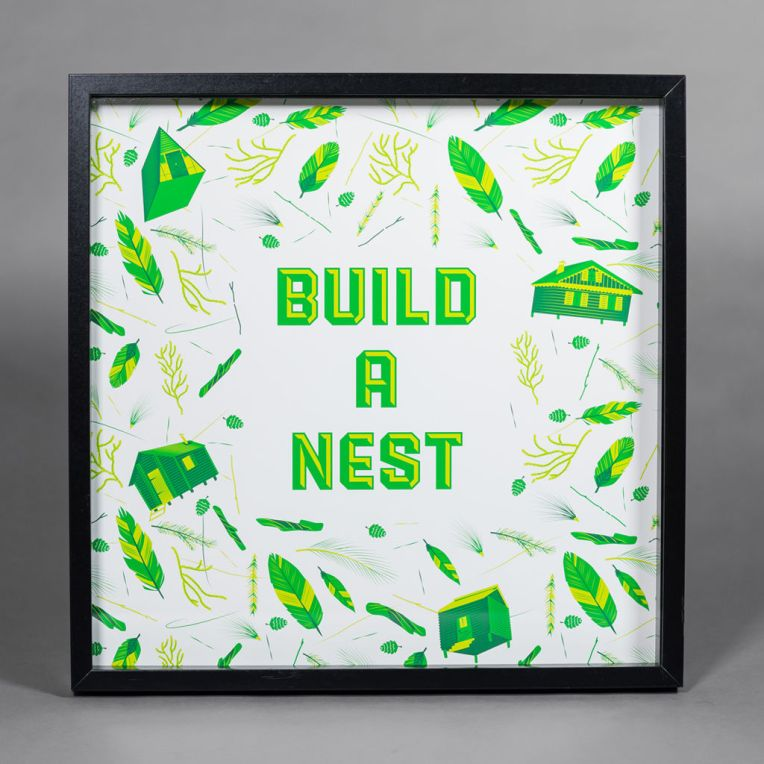 nestbuilding_green_white_art_print__massive